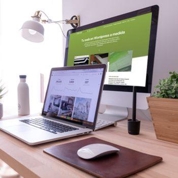 Disenyo Web Wordpress Barcelona