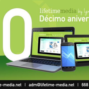 10 Aniversario Lifetime Media